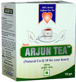 arjun tea, herbal tea